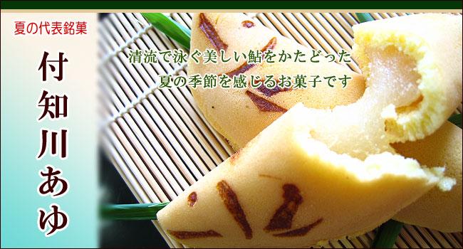 付知川あゆ【信玄堂】